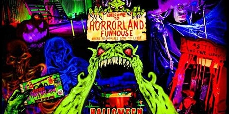 Escape From Horrorland Halloween Maze 2021 tickets
