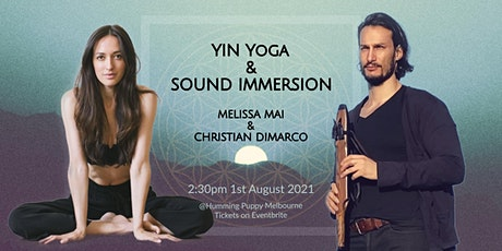 Yin Yoga + Sound Immersion with Melissa Mai & Christian Dimarco tickets