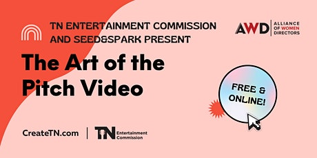The Art of the Pitch Video billets