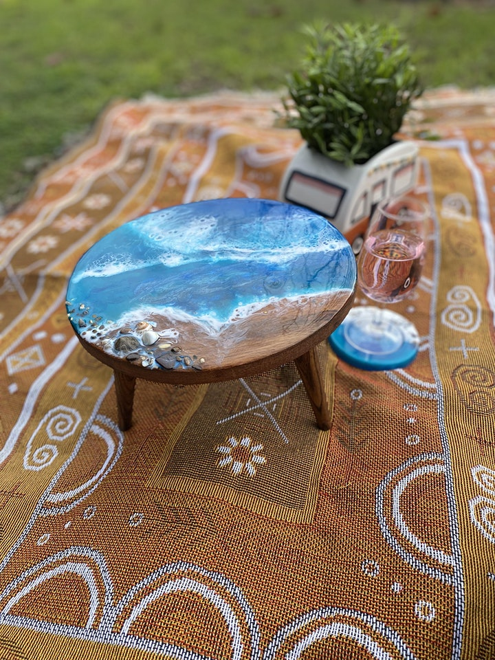 Resin workshop for beginners 18 and over (PORT AUGUSTA) image