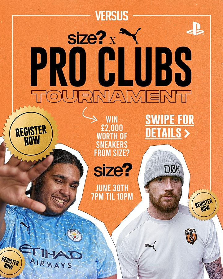 The size? x PUMA Pro Clubs Cup image