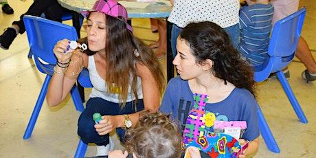 Activity with children with special needs- פעילות עם ילדים עם צרכים מיוחדים tickets