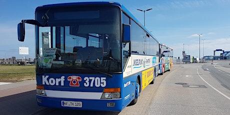 De originale Föhrtour - Bustour Tickets
