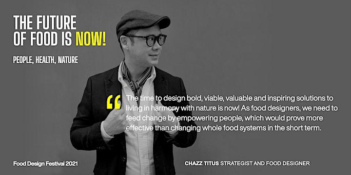Imagen de Food Design Festival 2021