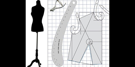 Beginners Pattern Cutting Workshop (eve) - The Sleeve tickets