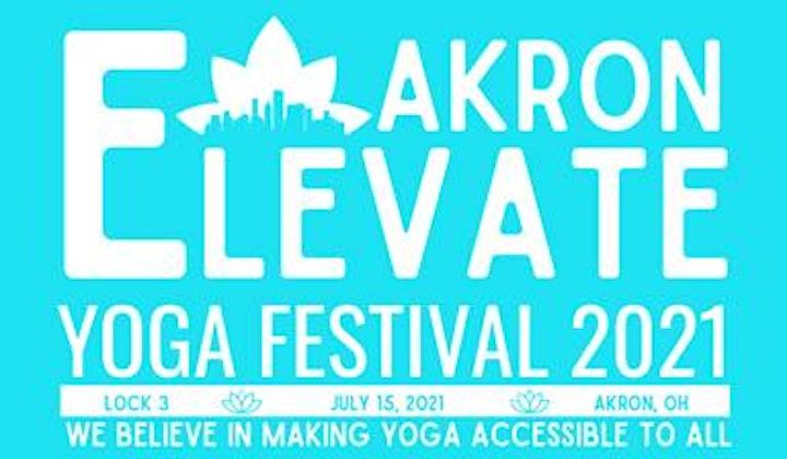 Elevate Akron Yoga Festival 2021 image