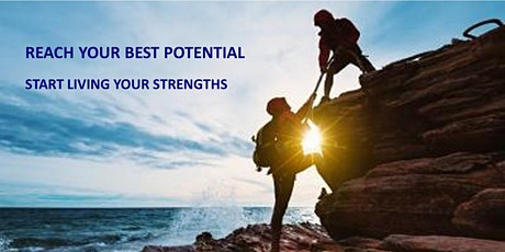 Introduction to Living Your Strengths-October 13, 2021 tickets