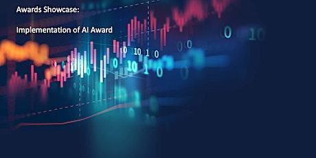 Awards showcase: Implementation of AI Award tickets