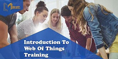 Introduction To Web of Things 1 Day Virtual Live Training in Reading tickets