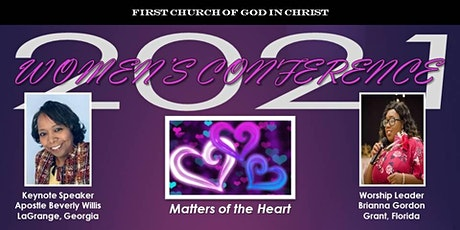"""FCOGIC """"MATTERS OF THE HEART"""" ONE DAY CONFERENCE 2021 tickets"""