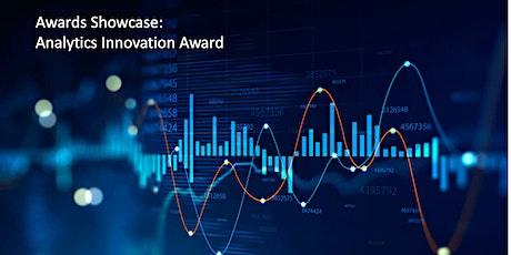 Analytics Awards Showcase - Analytics Innovation Award tickets