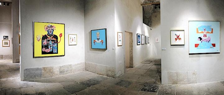imagem Visita Guiada à exposição Ante.Visão na Galeria Santa Maria Maior