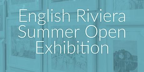 English Riviera Summer Open Exhibition 2021 tickets