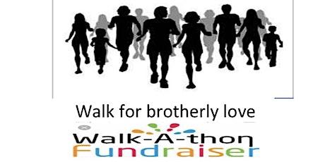 Walk For Brotherly Love 5k walkathon tickets