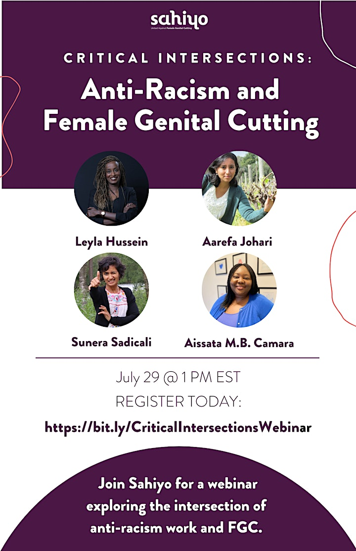 Critical Intersections: Anti-Racism and Female Genital Cutting image
