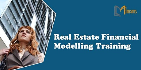 Real Estate Financial Modelling 4 Days Training in Oklahoma City, OK tickets