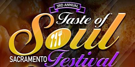 Taste of Soul Sacramento tickets