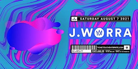 J. WORRA tickets
