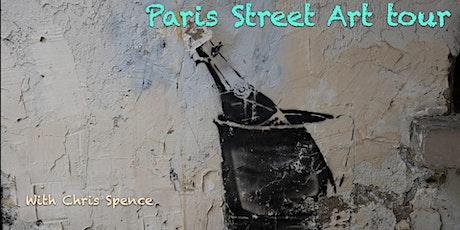 Paris Street Art Tour billets