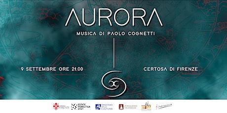 Aurora - Omaggio a Franco Cioci biglietti
