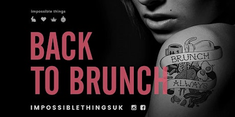Back to Brunch tickets
