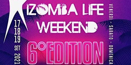 KIZOMBA LIFE WEEKEND 2021 6TH EDITION biglietti
