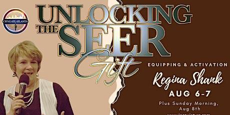 Unlocking the Seer Gift with Regina Shank tickets
