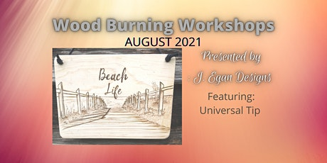 Wood Burning Workshop - Summer Edition Beach Life tickets