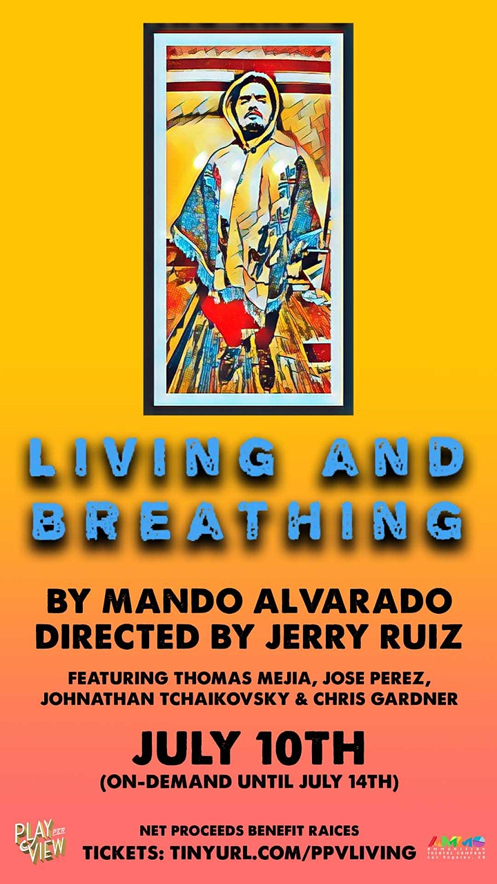 Play-PerView: Living and Breathing (Live-Reading On-Demand) image