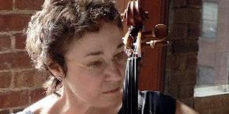 """""""Kickboxing Cellist """" and vibrato cello masterclass tickets"""