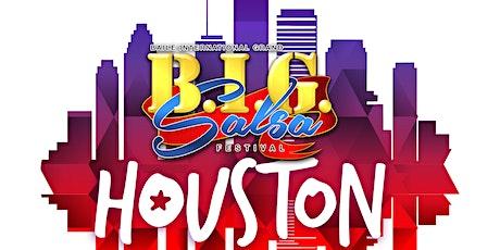 BIG Salsa Festival Houston 2021 tickets