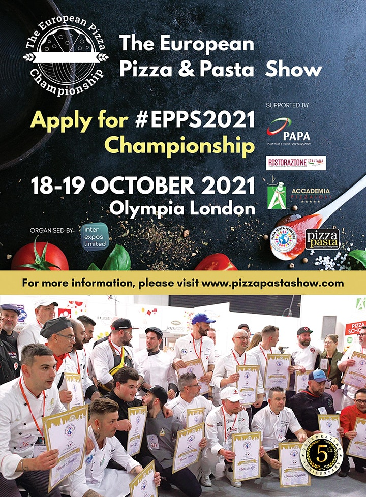 The European Pizza & Pasta Show 2021 image