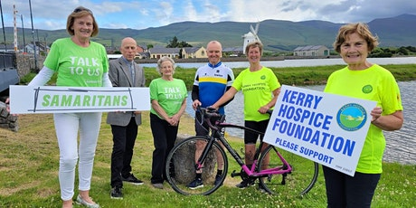 Kerry Samaritans and Kerry Hospice Foundation Char tickets