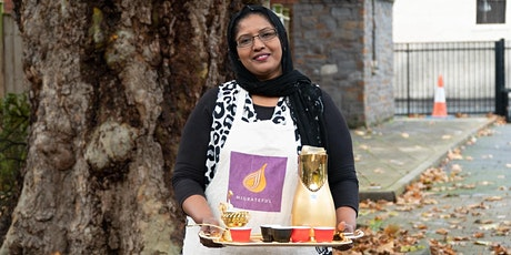Sudanese cookery class with Negla tickets