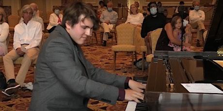 Piano Concert by John Paul Markosian tickets