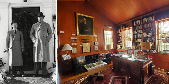 Guided Tours of the Patton Family Archives image