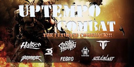 Uptempo Combat - The Ultimate Comeback Tickets