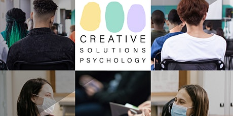 Creative Solutions Psychology C.I.C: Annual School Wellbeing Conference tickets