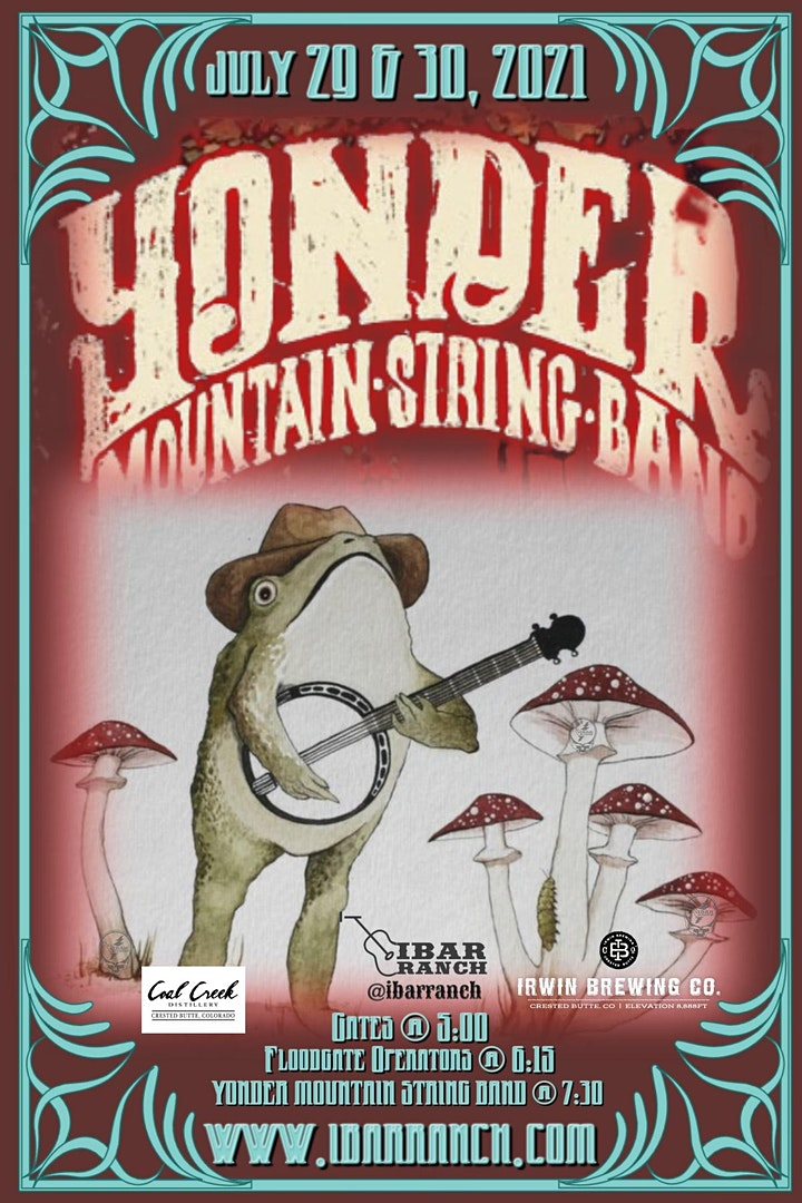 Night One…. An Evening with Yonder Mountain String Band image