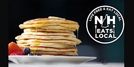 NH Eats Local Month Kickoff: NH's Big Bite Pancake Breakfast tickets
