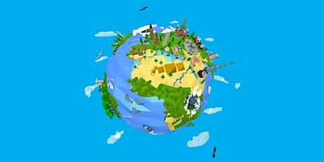 Games Design  - Climate Change & Art Kids Camp tickets