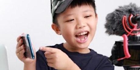 Social Media & Marketing Kids Camp tickets