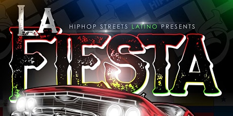 HipHopstreets Latino  LA Fiesta tickets