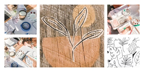 Reclaimed Wood Workshop at Better Half Brewing tickets