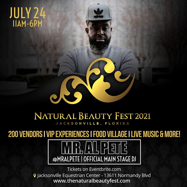 Natural Beauty Fest - Jacksonville's TRUE Day Party for the Entire Family! image