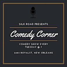 Comedy Corner tickets