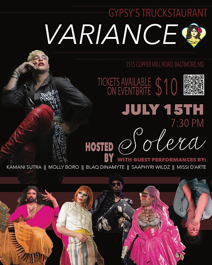 Variance @ Gypsy's Truckstaurant image