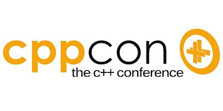 CppCon 2021 tickets