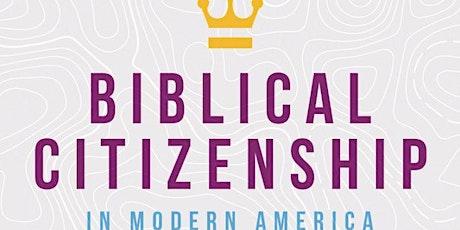 Biblical Citizenship tickets