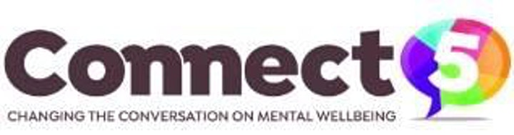 Connect 5 - Changing the Conversation on Mental Wellbeing image